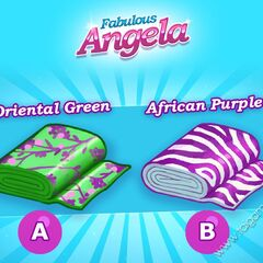 Oriental Green, or African Purple? Leave it in the comments secrion below to choose!