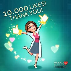 10.000 Likes! Thank you!