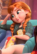 Anna of Arendelle casual appearance