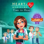 Heart's Medicine Time to Heal Awards
