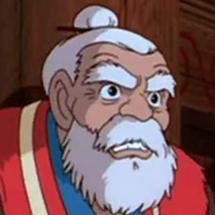 Ji-San (Princess Mononoke)
