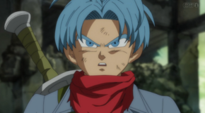 Future Trunks DBS