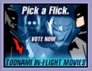 In-flight Movies Pick-a-Flick