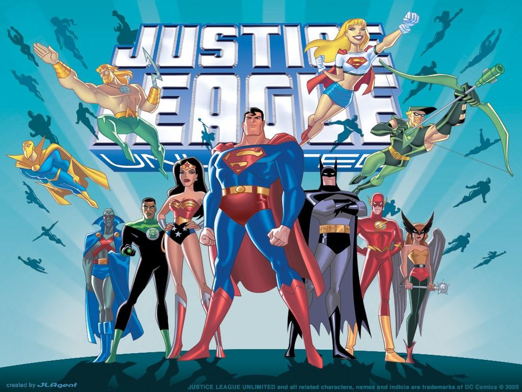 Justice League Unlimited | Toonami Wiki | Fandom