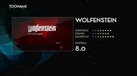 Toonami - Wolfenstein The New Order Game Review