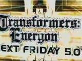 Transformers: Energon Marathon