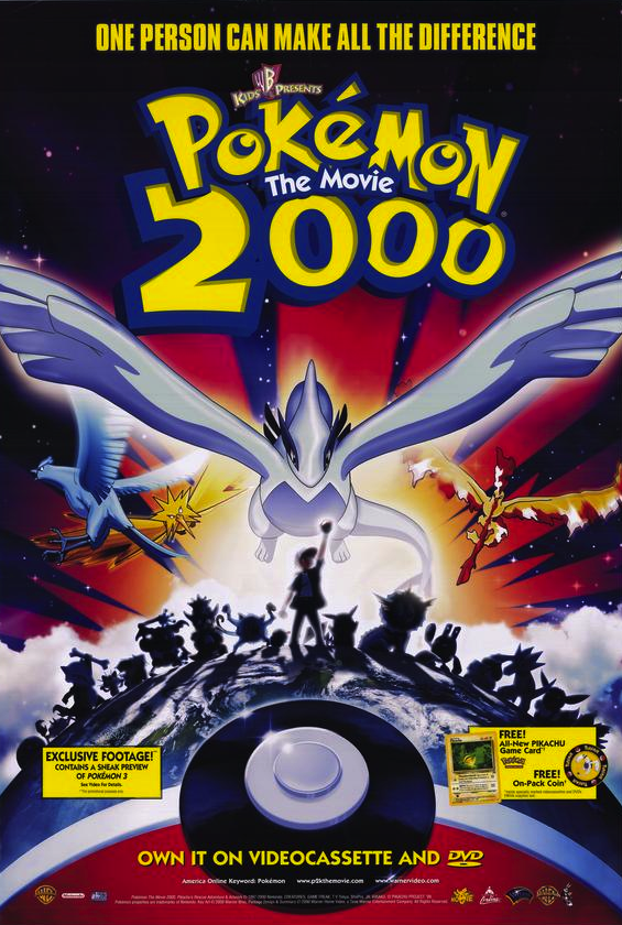 Pokemon The Movie 2000: The Power of One | Toonami Wiki