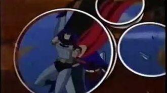 Justice League - Toonami Latin America Promo