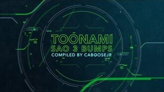 Sword Art Online Alicization Premiere - Toonami Bumpers