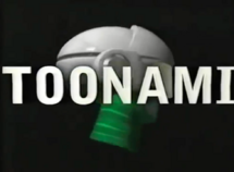 Toonami Logo Jonny Quest Real Adventures Variant
