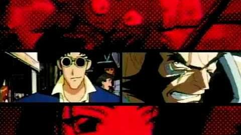 "Cowboy Bebop Adult Swim ""Four Cowboys"" Promo"