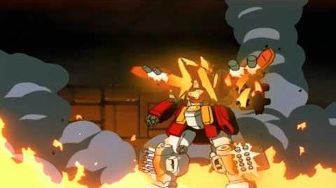 Toonami - Gundam Wing Intro 2 (1080p HD)