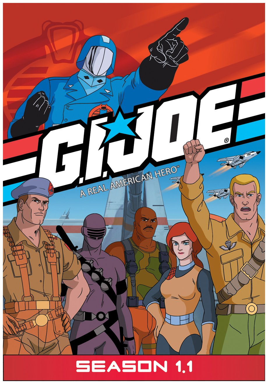 an introduction to the real american hero A real american hero (1980s) by eugene ipavec , 14 april 2005 i vaguely recall seeing a white flag with a star, a streak following after it, and the words gijoe, in red and blue.