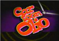 Cartoon olio logo