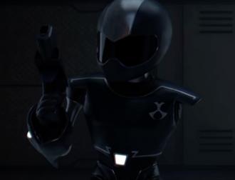 Pistol Intruder II