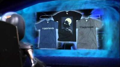Toonami T-Shirt Sweepstakes (December 2013)