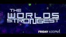World's Strongest - Toonami Lineup Promo (1999)