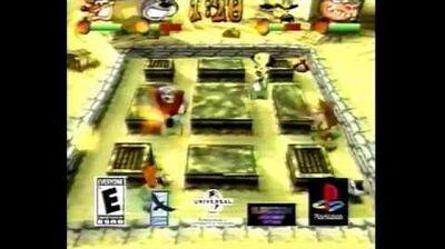 Crash Bash - Toonami Sweepstakes (January 2001)