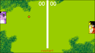 DBZ Pong 7
