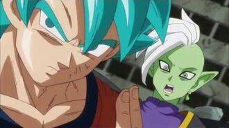 Dragon Ball Super Episode 61 - Toonami Promo
