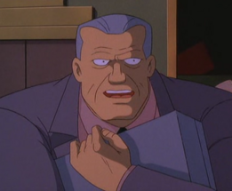 Charles Sol (Mask of the Phantasm)