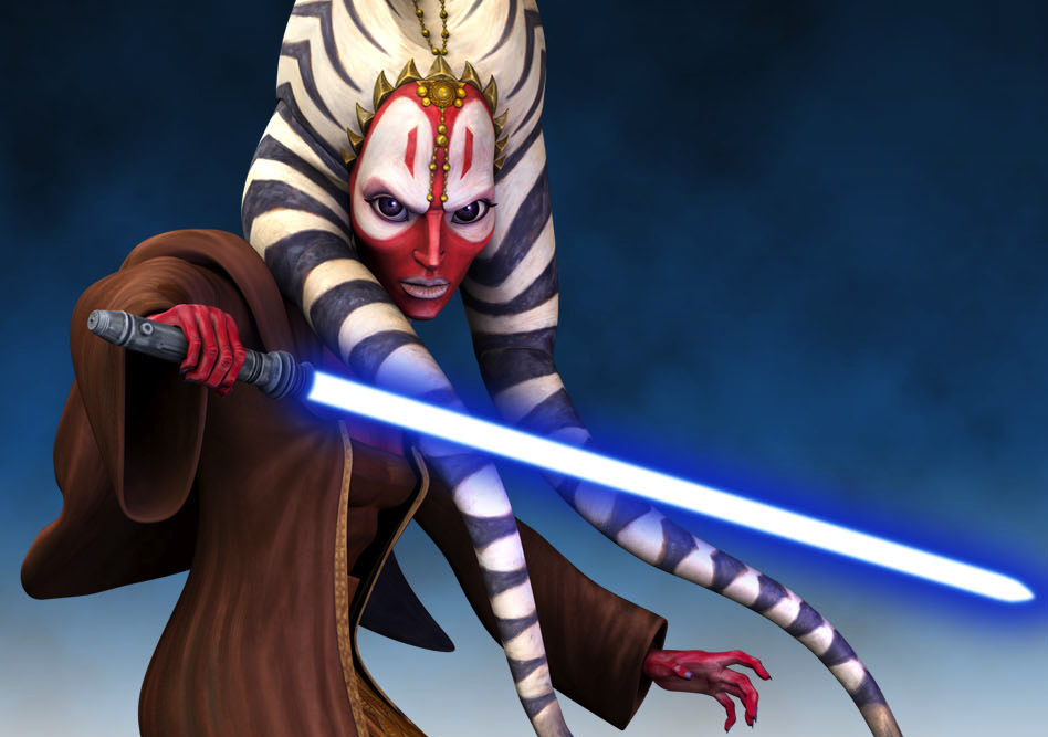 Shaak-Ti Poster by mikekimart   Redbubble
