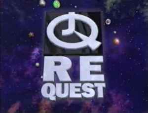 Jonny Re-Quest Weekdays