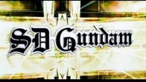 SD Gundam Toonami Intro