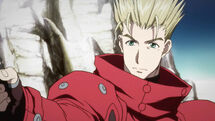 Vash the Stampede Badlands Rumble