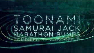Samurai Jack Halloween Marathon - Toonami Bumpers