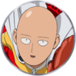 One Punch Man Ring