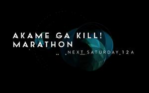 Akame Ga Kill Marathon