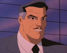 Carl Beaumont (Mask of the Phantasm)