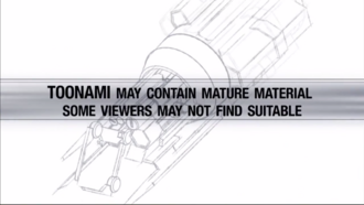 Toonami Disclaimer 20th Anniversary March 2017