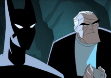 Terry McGinnis and Bruce Wayne (Batman Beyond Short)