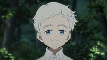 Norman Promised Neverland