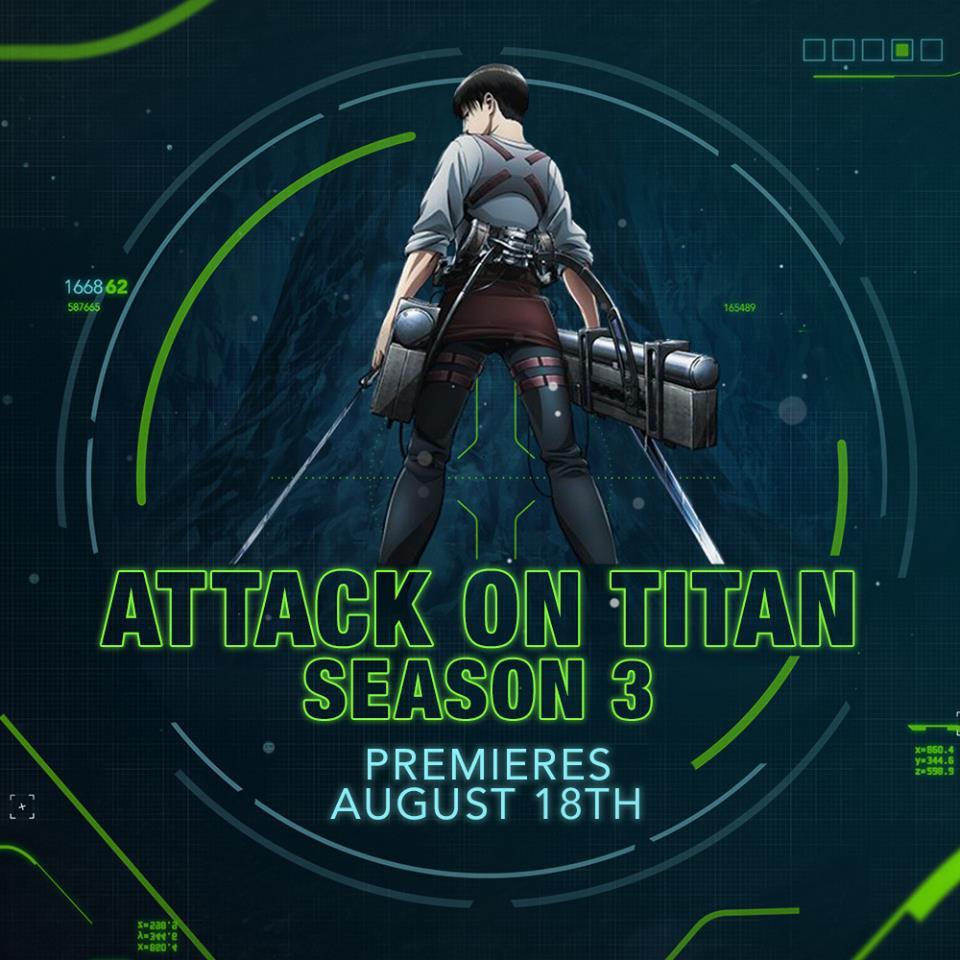 Attack on Titan | Toonami Wiki | FANDOM powered by Wikia