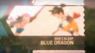 Blue Dragon - Toonami Bumpers