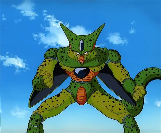 Image - Cell first.png | Toonami Wiki | FANDOM powered by Wikia