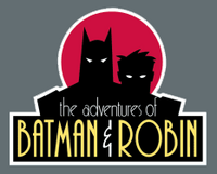 Adventures of Batman & Robin logo
