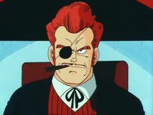 Commander Red