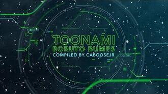 Boruto Marathon - Toonami Bumpers (2018)