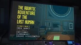 The Aquatic Adventure of the Last Human - Toonami Game Review