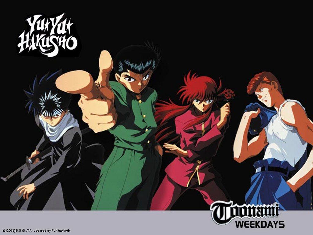 Part 2 Yu Yu Hakusho Super battle Power Level 48