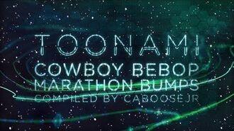 Cowboy Bebop Holiday Marathon - Toonami Bumpers