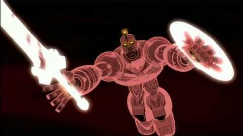 Sym-Bionic Titan Toonami Intro 1