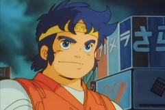 Kento Rei Fang (Ronin Warriors)