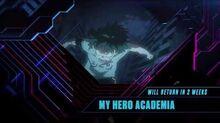 My Hero Academia Episode 70 - Toonami Promo