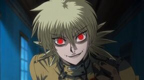 Hellsing ultimate seras