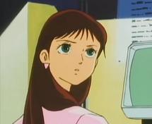 Mia Koji (Ronin Warriors)